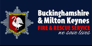 Company Logo for Buckinghamshire & Milton Keynes Fire & Rescue Service